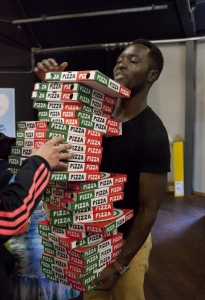 Oden pizzadozen